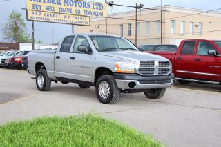 Used 2006 Dodge Ram 1500 4X4 SLT for sale in Brampton, ON