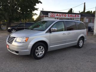 Used 2008 Chrysler Town & Country Touring/Backup Sensors/Loaded/Certified for sale in Scarborough, ON