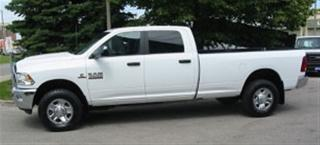 Used 2014 Dodge 3500 Ram Crew Cab 4x4 diesel long box for sale in Richmond Hill, ON