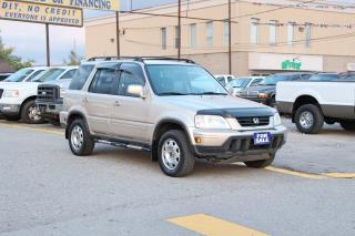 Used 2001 Honda CR-V SE MINT CONDITION for sale in Brampton, ON