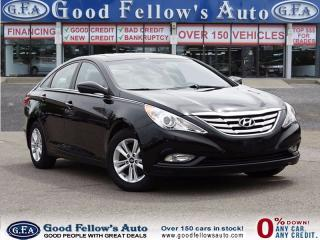 Used 2013 Hyundai Sonata GLS MODEL, 4CYL, 2.4 LITER, SUN ROOF for sale in North York, ON