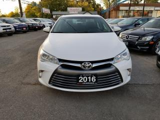 Used 2016 Toyota Camry LE ACCIDENT FREE BACKUP CAMERA 2 IN STOCK for sale in Brampton, ON