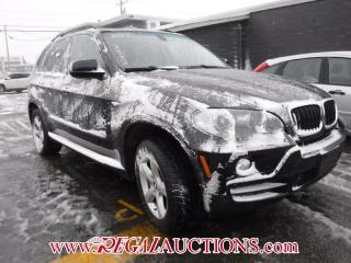Used 2007 BMW X5  4D UTILITY 4WD for sale in Calgary, AB