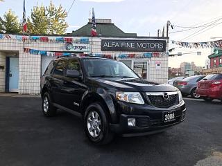Used 2008 Mazda Tribute GT AWD LEATHER/SUNROOF ((CERTIFIED)) for sale in Hamilton, ON