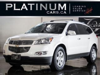 Used 2011 Chevrolet Traverse 2LT, 7 PASSENGER, CA for sale in North York, ON
