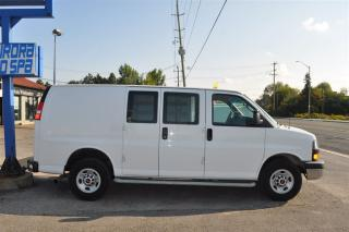 Used 2016 GMC Savana 2500 Only 8,000 Kms. for sale in Aurora, ON