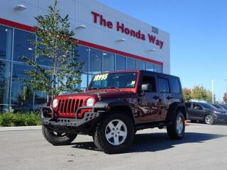Used 2008 Jeep Wrangler Unlimited X 4WD for sale in Abbotsford, BC