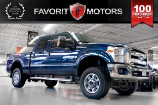 Used 2014 Ford F-250 Super Duty XLT Crew Cab | BACK CAM | TONNEAU COVER for sale in North York, ON