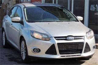 Used 2012 Ford Focus Titanium for sale in Etobicoke, ON