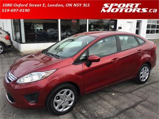 Used 2013 Ford Fiesta SE for sale in London, ON