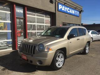 Used 2009 Jeep Compass Rocky Mountain for sale in Kitchener, ON