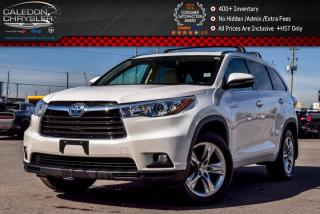Used 2014 Toyota Highlander HYBRID Limited|4x4|7 Seater|Navi|Pano Sunroof|Bluetooth|Backup Cam|19