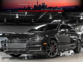 Used 2018 Audi S4 TECHNIK|B.SPOT|B&O|360CAM|NAVI for sale in North York, ON