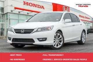 Used 2015 Honda Accord Touring | Automatic for sale in Whitby, ON