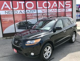 Used 2011 Hyundai Santa Fe Limited 3.5 LIMITED-0% DOWN ALL CREDIT ACCEPTED for sale in Scarborough, ON