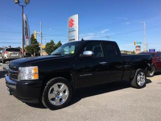 Used 2011 Chevrolet Silverado 1500 LT Extended Cab 4X4 ~Low Km's ~P/Seat ~Box Liner for sale in Barrie, ON