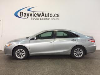 Used 2016 Toyota Camry LE- 2.5L|ECO MODE|A/C|REV CAM|BLUETOOTH|CRUISE! for sale in Belleville, ON