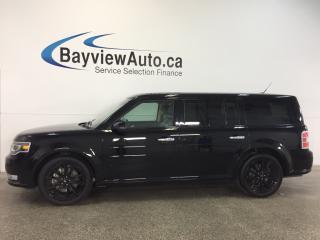 Used 2017 Ford Flex LTD- AWD|REM STRT|ROOF|LTHR|NAV|BLIS|SYNC!SONY! for sale in Belleville, ON