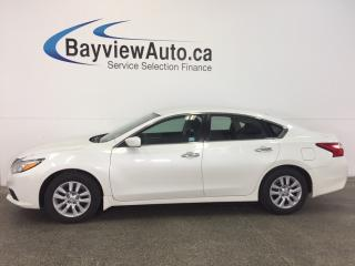 Used 2017 Nissan Altima - REM STRT|PUSH BTN STRT|HTD STS|REV CAM|CRUISE! for sale in Belleville, ON