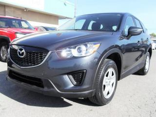 Used 2015 Mazda CX-5 GX $127.11 BI WEEKLY! $0 DOWN! CERTIFIED! for sale in Bolton, ON