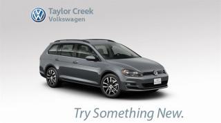New 2018 Volkswagen Golf Sportwagen 1.8T Cmfrtline DSG 6sp at w/Tip 4MOTION for sale in Orleans, ON