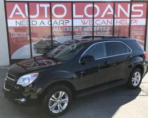 Used 2012 Chevrolet Equinox 2LT-ALL CREDIT ACCEPTED for sale in Scarborough, ON