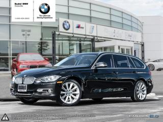 Used 2014 BMW 328i xDrive Touring AWD | NAV | RV CAMERA | *WAGON* for sale in Oakville, ON