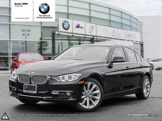 Used 2014 BMW 328i xDrive Sedan Modern Line (3B37) AWD|NAV|RV CAMERA|LEATHER for sale in Oakville, ON