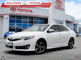 Used 2013 Toyota Camry 4-door Sedan SE V6 for sale in Mono, ON