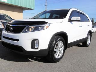 Used 2015 Kia Sorento LX $127.11 BI WEEKLY! $0 DOWN! CERTIFIED! for sale in Bolton, ON