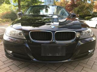 Used 2011 BMW 323i LOCAL,NO ACCIDENT,CAME FROM BMW STORE, for sale in Vancouver, BC