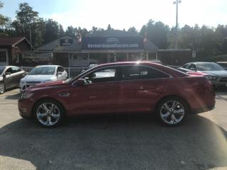 Used 2011 Ford Taurus SHO for sale in Flesherton, ON