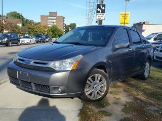 Used 2009 Ford Focus SEL LEATHER SUNROOF for sale in Dundas, ON