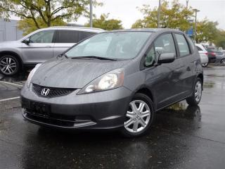 Used 2013 Honda Fit LX! Honda Certified Extended Warranty to 160, 000 for sale in Richmond, BC