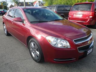 Used 2009 Chevrolet Malibu 1LT for sale in Fort Erie, ON
