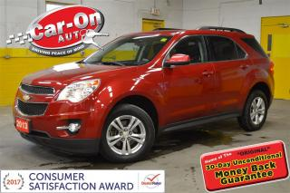 Used 2013 Chevrolet Equinox 1LT PWR GRP REAR CAM ALLOYS LOADED for sale in Ottawa, ON