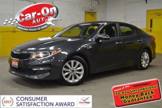 Used 2016 Kia Optima LX AUTO A/C HEATED SEATS REAR CAM ALLOYS LOADED for sale in Ottawa, ON