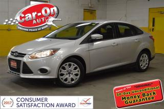 Used 2013 Ford Focus SE PWR GRP HEATED SEATS SYNC for sale in Ottawa, ON