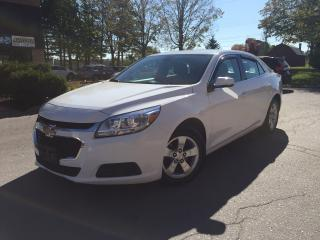 Used 2014 Chevrolet Malibu LT - REMOTE START - BLUETOOTH - ALLOYS for sale in Aurora, ON