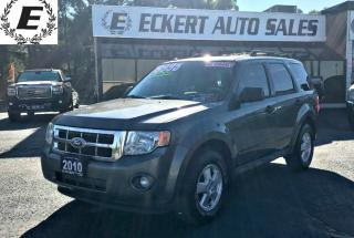 Used 2010 Ford Escape XLT AWD | SET OF WINTER TIRES for sale in Barrie, ON