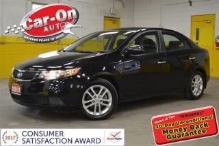 Used 2011 Kia Forte 2.0L EX AUTO A/C PWER GRP HTD SEATS ALLOYS for sale in Ottawa, ON