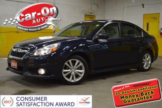 Used 2014 Subaru Legacy 2.5i Convenience Pkg AWD FULL PWR GRP HTD SEATS for sale in Ottawa, ON
