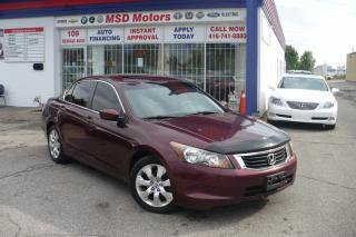 Used 2008 Honda Accord EX for sale in Etobicoke, ON