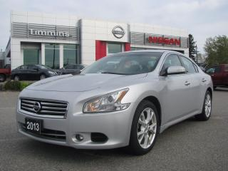 Used 2013 Nissan Maxima 3.5 SV for sale in Timmins, ON