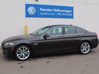 Used 2014 BMW 535 535i xDrive for sale in Edmonton, AB