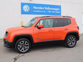 Used 2016 Jeep Renegade North for sale in Edmonton, AB