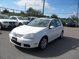 Used 2008 Volkswagen Rabbit AUTO , SUNROOF ,Trendline for sale in Newmarket, ON