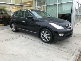 Used 2012 Infiniti EX35 AWD/HEATED SEATS/BACK UP MONITOR/SUNROOF for sale in Edmonton, AB