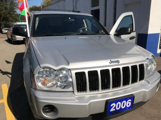 Used 2006 Jeep Grand Cherokee Laredo 4.7L for sale in Etobicoke, ON