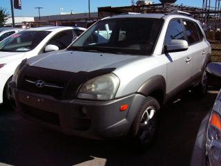 Used 2005 Hyundai Tucson GL for sale in Georgetown, ON